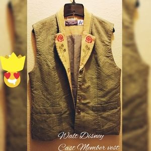 The Walt Disney Company Costume Vest